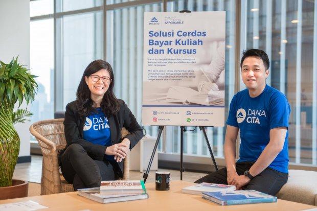 Fintech Pendidikan Danacita Raih Rp 70 Miliar dari Investor Singapura