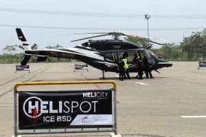Helispot Helicity di ICE BSD