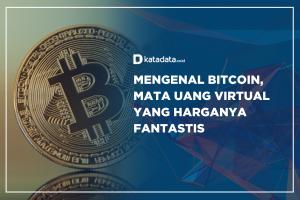 Mengenal Bitcoin Mata Uang Virtual yang Harganya Fantastis