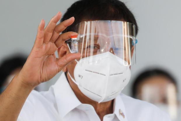 rodrigo duterte, filipina, politik