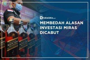 Membedah Alasan Investasi Miras Dicabut