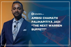 "Ambisi Chamath Palihapitiya Jadi ""The Next Warren Buffet"""