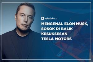 Mengenal Elon Musk, Sosok di Balik Kesuksesan Tesla Motors