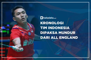 Kronologi Tim Indonesia Dipaksa Mundur dari All England