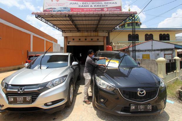 mobil bekas, harga mobil bekas, ppnbm 0, insentif pajak mobil