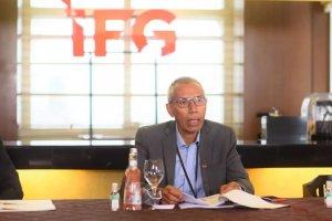 Direktur Utama IFG Robertus Billitea