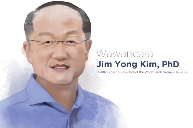 Jim Yong Kim, PhD