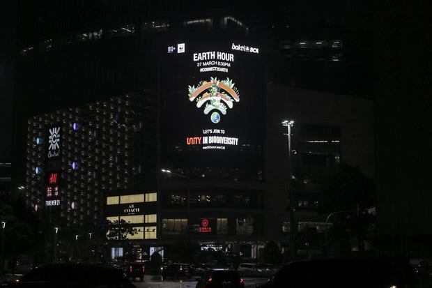 EARTH HOUR JAKARTA