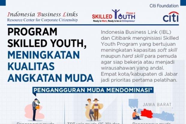 Skilled Youth Program Mampu Meningkatkan Kualitas Pemuda