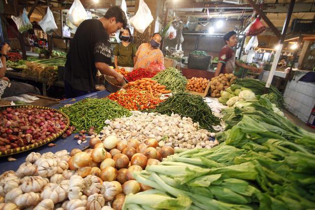 deflasi, inflasi, bank indonesia