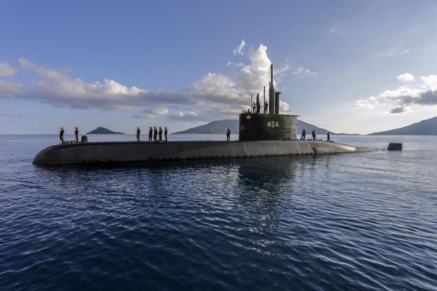 Natuna, TNI, kapal perang