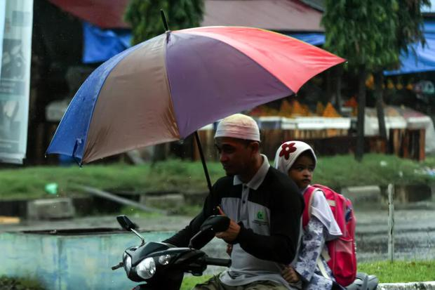 Pahami Proses Terjadinya Hujan dan Jenis-jenis Hujan