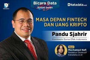 Pandu Sjahrir Masa Depan Fintech dan Uang Kripto Rev