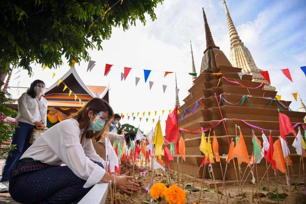 Thailand, turis, vaksin