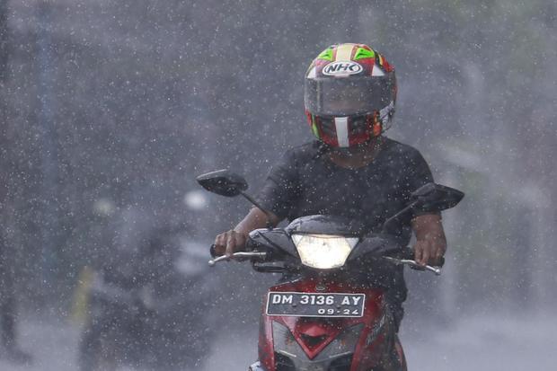 siklus air, air hujan, cuaca, negara tropis