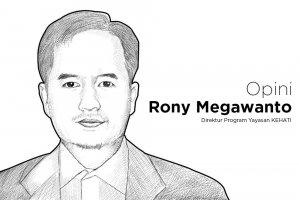 Direktur Program Yayasan KEHATI Rony Megawanto