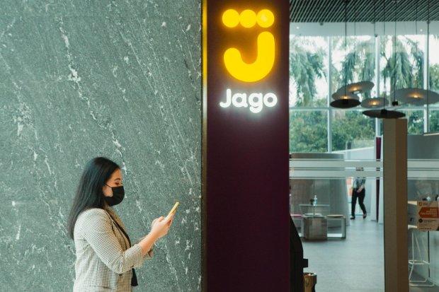 bank jago, bank digital, saham bank jago, ribbit capital, gojek, gic singapura
