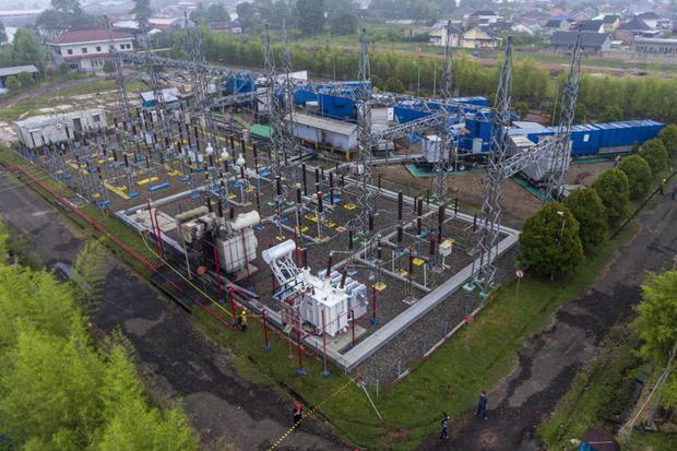 ebt, energi baru terbarukan, listrik, pembangkit listrik
