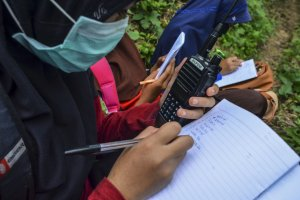 Radio Handy Talky Jadi Solusi Pembelajaran Jarak Jauh