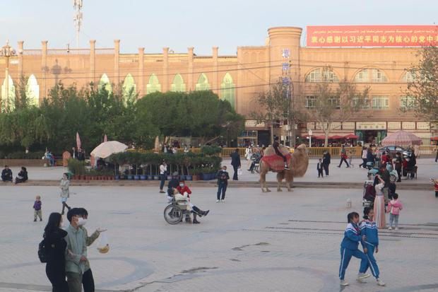 Cina, Covid-19, Xinjiang
