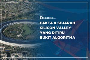 Fakta & Sejarah Silicon Valley yang Ditiru Bukit Algoritma