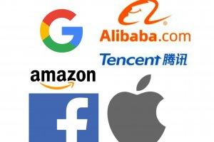 Raksasa teknologi global