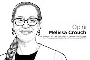 Melissa Crouch