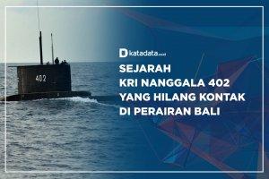 Sejarah KRI Nanggala 402 yang Hilang Kontak di Perairan Bali