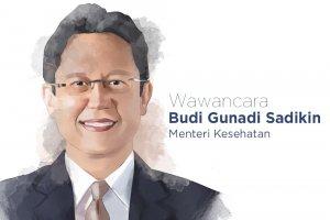 Wawancara Menkes Budi Gunadi Sadikin