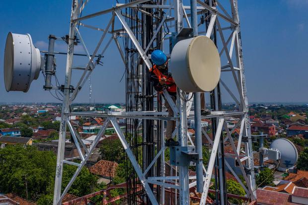 Persaingan Makin Ketat, Bisnis Telekomunikasi Diramal Cerah 2022