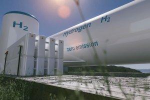 Ilustrasi energi hidrogen