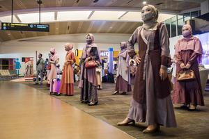 ETHICA AIRPORT FASHION RUNWAY
