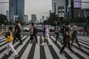 PERTUMBUHAN EKONOMI INDONESIA KUARTAL I 2021