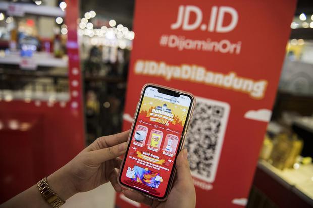 jd.id, shopee, tokopedia, e-commerce