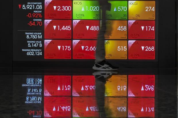 ihsg, bank indonesia, saham