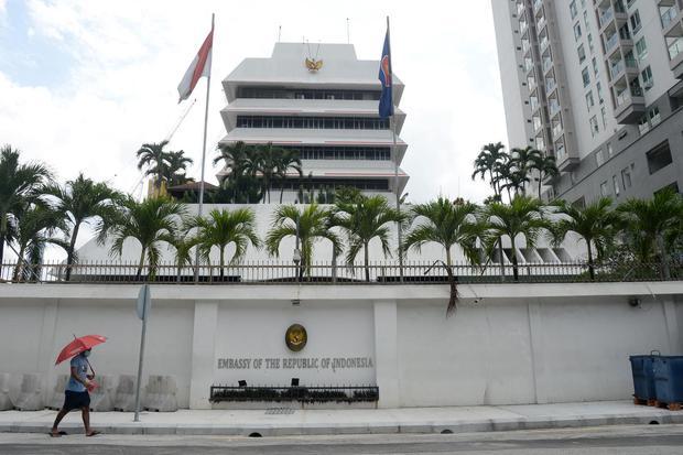 Indonesia, KBRI, Kuala Lumpur