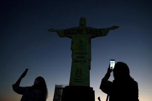 HEALTH-CORONAVIRUS/BRAZIL