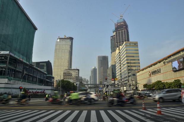 IMF, pertumbuhan ekonomi, ekonomi negara berkembang, negara berkembang