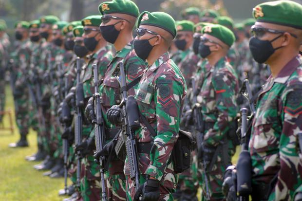 kelompok bersenjata, papua