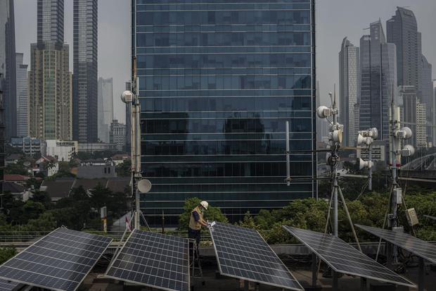 kementerian ESDM, harga energi baru terbarukan, EBT