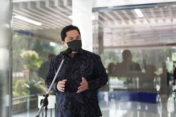 BUMN, IPO, Erick Thohir