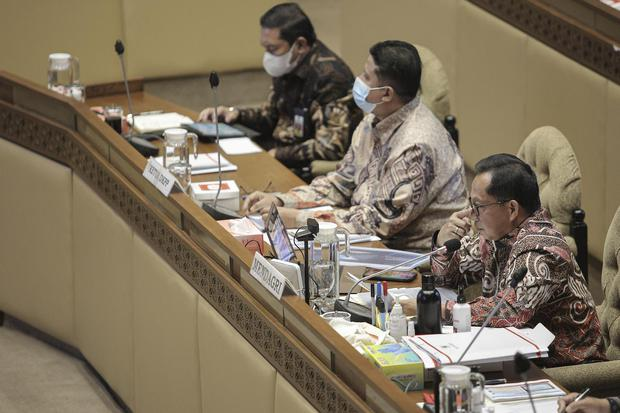 reshuffle, Tito karnavian, mendagri