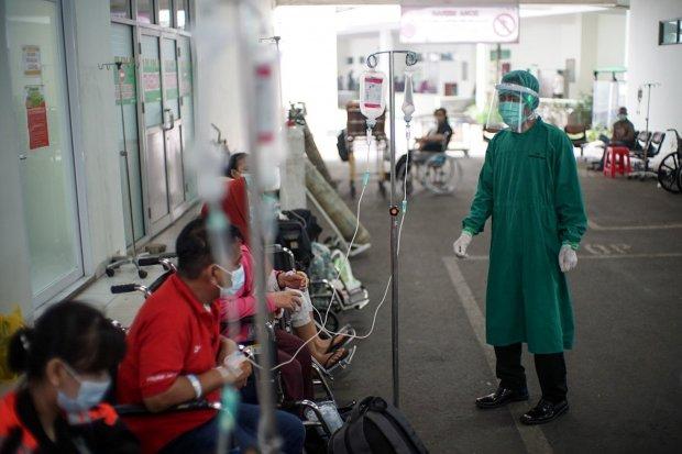 jakarta, covid-19, virus corona, pandemi corona