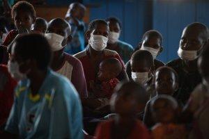 Sosialisasi Vaksinasi Covid-19 Untuk Ibu Hamil di Asmat