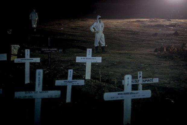 covid-19, pandemi corona, virus corona, harapan hidup,