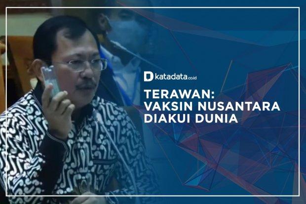dr. Terawan Vaksin Nusantara