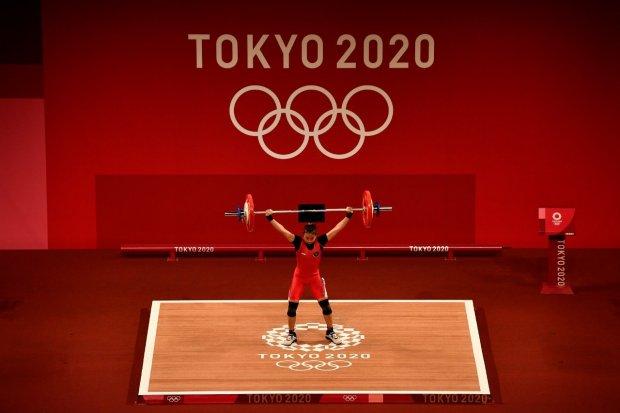 Windy Cantika Olimpiade Tokyo