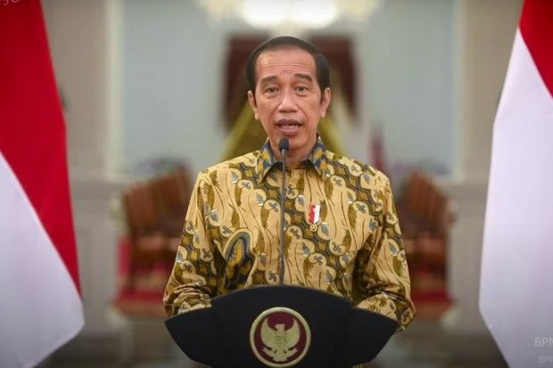 Jokowi, tni, komcad