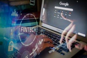 Foto Ilustrasi Fintech Landing