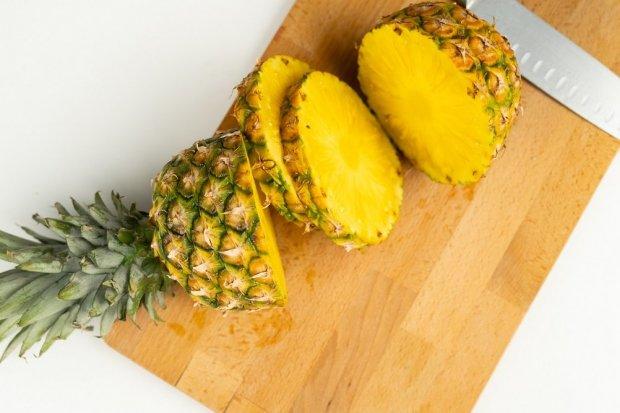 Ilustrasi manfaat buah nanas